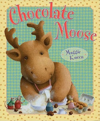 Chocolate Moose By Kneen, Maggie